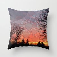 neverland Throw Pillows featuring Neverland by Olivia Joy StClaire