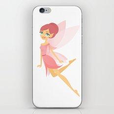 Pink Fairy iPhone & iPod Skin