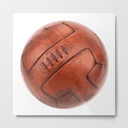 World Cup Soccer Ball - 1930 Metal Print