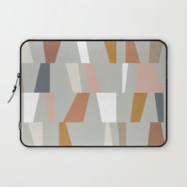 Neutral Geometric 01 Laptop Sleeve