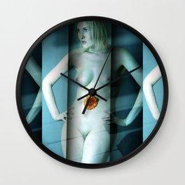 Nude art Wall Clock
