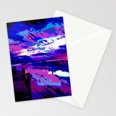 who was dragged down by the stone? Stationery Cards