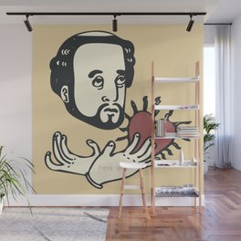 Francis Xavier(Cream) Wall Mural