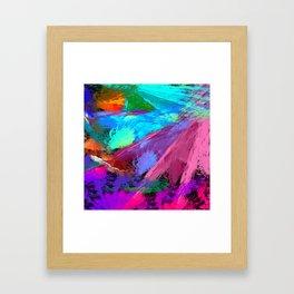 Pillow #37 Framed Art Print