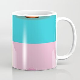 Four Pots Coffee Mug