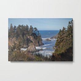 Pacific Coast Metal Print