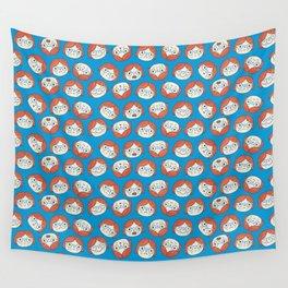 Pattern Project #13 / Mood Swings Wall Tapestry