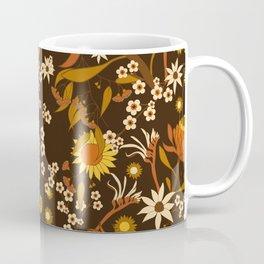 Australian Natives Wattle Gold Coffee Mug
