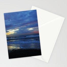Sunset Color Splash Stationery Cards