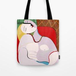 Picasso - The Dream Tote Bag