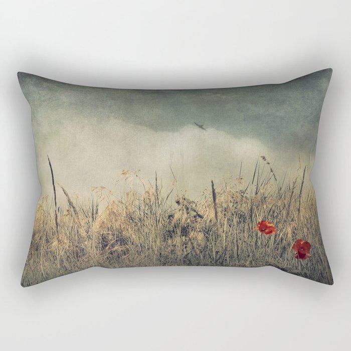 chaos & beauty Rectangular Pillow