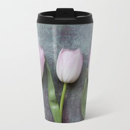 Three Tulips Travel Mug