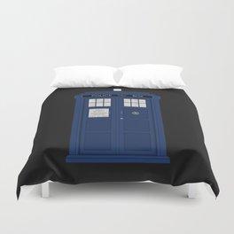 Doctor Who's Tardis Bettbezug