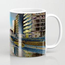 Aveiro Water Canal at Sunset Coffee Mug