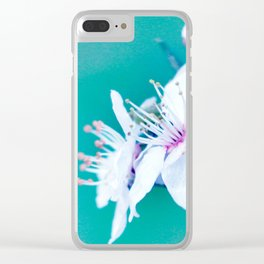 light 8896 Clear iPhone Case