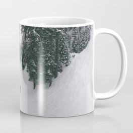 Little People Big Trees Coffee Mug