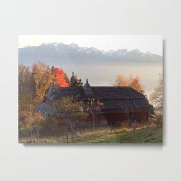 Autumn I Metal Print