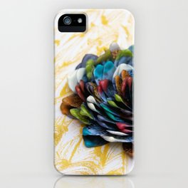 Hitched to Universe iPhone Case
