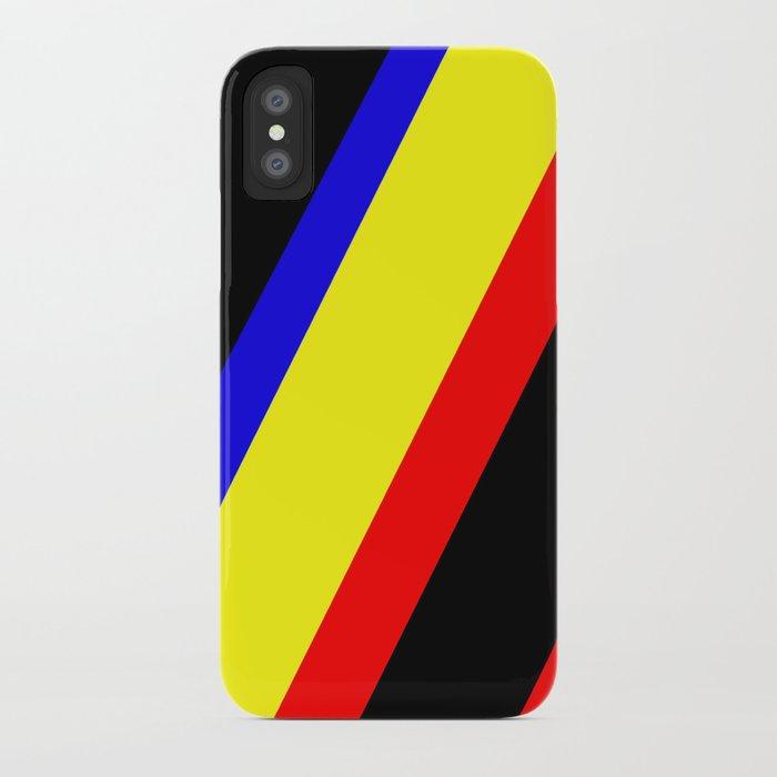 Retro Angled iPhone Case