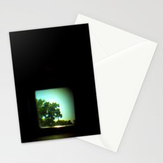 The Space Between Lenses Stationery Cards