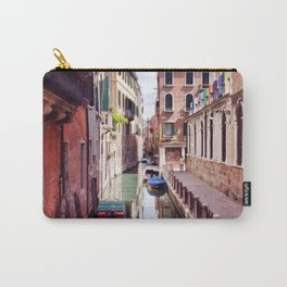 Get Lost In Venice Carry-All Pouch