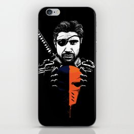 What I Have Done iPhone Skin