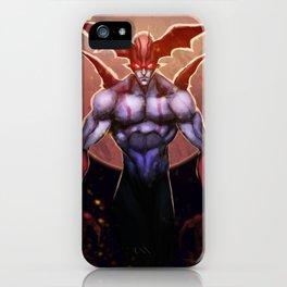 Devilman iPhone Case