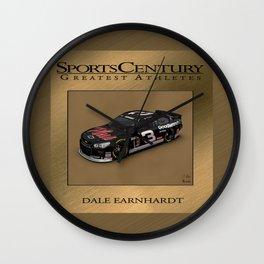 My #DaleEarnhardtSr Daytona win art. Wall Clock