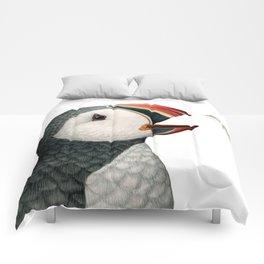 Atlantic Puffin Comforters