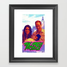 The Fresh Prince Framed Art Print