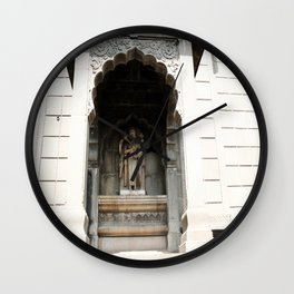 Eight Arms Wall Clock