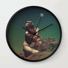 'The Manifestation of Nuit' Wall Clock