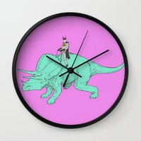 returns Wall Clocks featuring DB returns by Isaboa