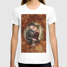 Autumn outlander T-shirt
