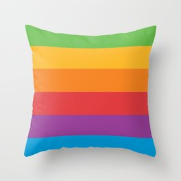 Apple Love Throw Pillow