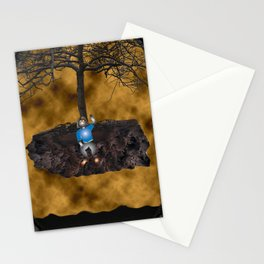 Book Cover Illustration Stationery Cards