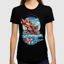 Fish are Jumping Today T-shirt