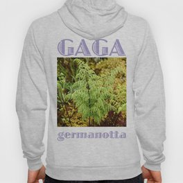 Gaga germanotta Hoody