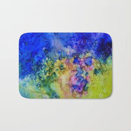 the conglomerate of color Bath Mat