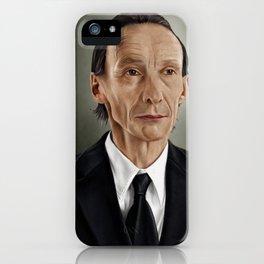 Death (Supernatural) iPhone Case