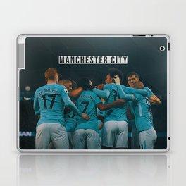 Manchester City Laptop & iPad Skin