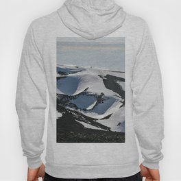 Above the Clouds. Etna Volcano Winter. Sicily, Italy. Fine Art Travel Print. Wall Art. Hoody