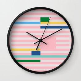 Kente of Gees Wall Clock