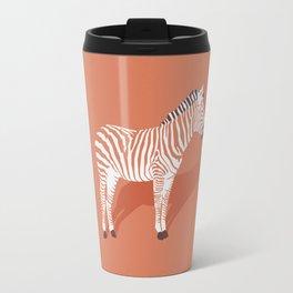 Animal Kingdom: Zebra I Travel Mug