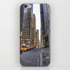 City Streets iPhone & iPod Skin