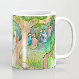 The fox's wedding Coffee Mug
