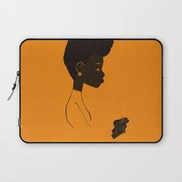 The black art Laptop Sleeve