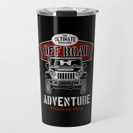 the ultimate off road Travel Mug