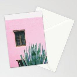 Pink Marfa Wall Stationery Cards
