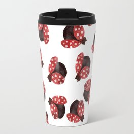 The Cuttest Ladybug Travel Mug